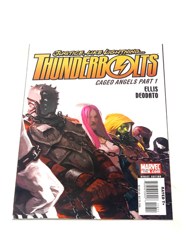 THUNDERBOLTS VOL.1 #116. NM CONDITION.