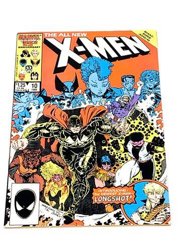 UNCANNY X-MEN ANNUAL #10. VFN+ CONDITION.