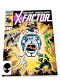 X-FACTOR #6. 1ST APPEARANCE OF APOCALYPSE. VFN- CONDITION.