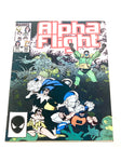 ALPHA FLIGHT VOL.1 #30. NM- CONDITION.