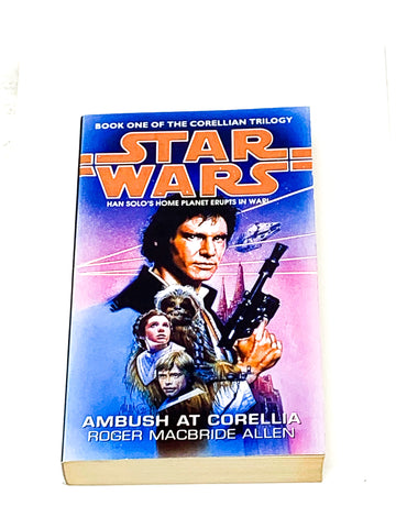 STAR WARS - AMBUSH AT CORELLIA. CORELLIAN TRILOGY VOL.1. VFN CONDITION.