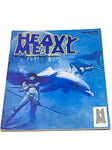 HEAVY METAL VOL.6 #11 - FEBRUARY 1983. VFN CONDITION.
