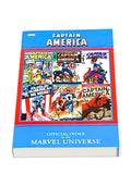 OFFICIAL INDEX TO THE MARVEL UNIVERSE - CAPTAIN AMERICA. NM CONDITION.