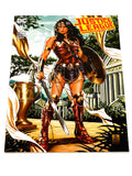 JUSTICE LEAGUE VOL 3 #1. MARK BROOKS VARIANT COVER. NM CONDITION