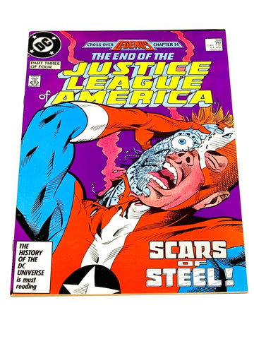 JUSTICE LEAGUE OF AMERICA #260. VFN CONDITION