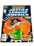 JUSTICE LEAGUE OF AMERICA #259. VFN CONDITION