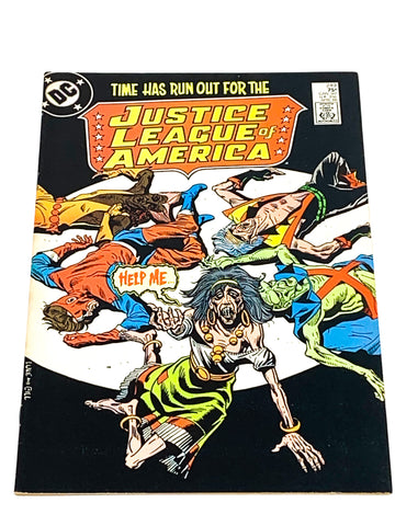 JUSTICE LEAGUE OF AMERICA #249. VFN- CONDITION