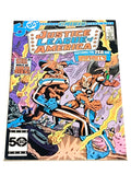 JUSTICE LEAGUE OF AMERICA #244. VFN- CONDITION