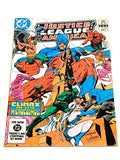 JUSTICE LEAGUE OF AMERICA #216. VFN- CONDITION