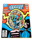 JUSTICE LEAGUE OF AMERICA #214. VFN CONDITION