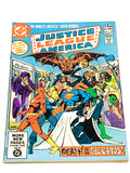 JUSTICE LEAGUE OF AMERICA #194. FN CONDITION