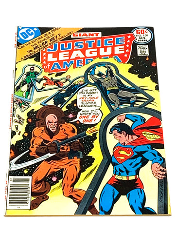 JUSTICE LEAGUE OF AMERICA #150. VFN CONDITION