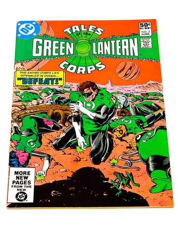 TALES OF THE GREEN LANTERN CORPS #2. VFN- CONDITION