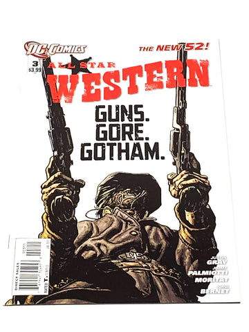 ALL STAR WESTERN #3. NEW 52! NM CONDITION