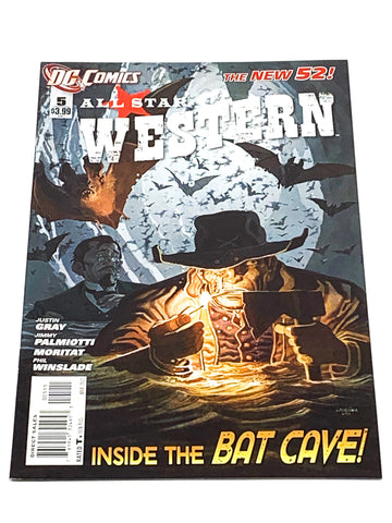 ALL STAR WESTERN #5. NEW 52! NM CONDITION