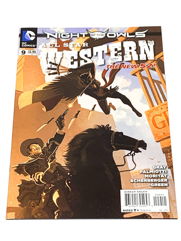 ALL STAR WESTERN #9. NEW 52! NM CONDITION