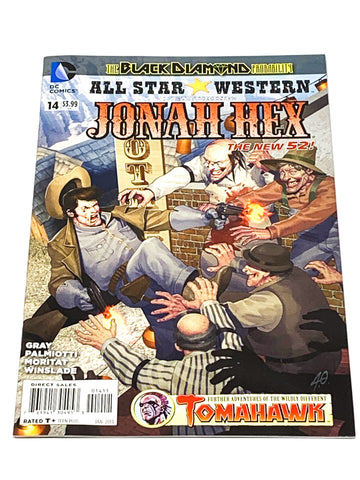 ALL STAR WESTERN #14. NEW 52! NM CONDITION