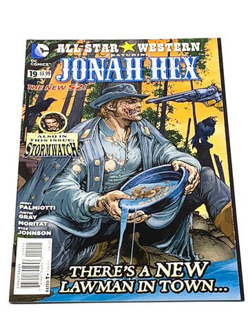 ALL STAR WESTERN #19. NEW 52! NM CONDITION