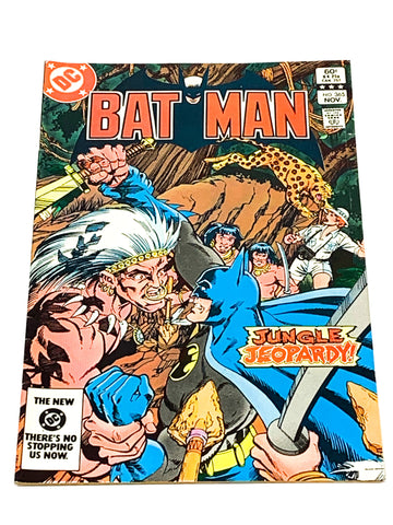 BATMAN #365. FN CONDITION