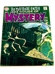 HOUSE OF MYSTERY #179 - VG+ CONDITION. BERNIE WRIGHTSON 1ST PRO WORK.