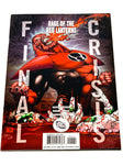 FINAL CRISIS RAGE OF THE RED LANTERNS #1. NM CONDITION.