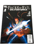 FACES OF EVIL DEATHSTROKE #1. NM CONDITION.