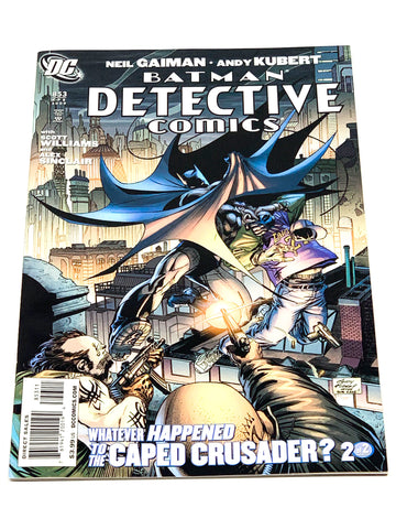 DETECTIVE COMICS #853. NM CONDITION.