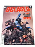 DCEASED #1. NM CONDITION.