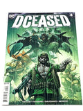 DCEASED #4. NM CONDITION.
