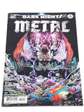 DARK NIGHTS METAL #3. NM CONDITION.