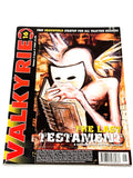 VALKYRIE MAGAZINE #16. FN CONDITION. PARTISAN PRESS.