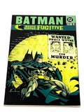 BATMAN - BRUCE WAYNE FUGITIVE VOL.1. VFN CONDITION