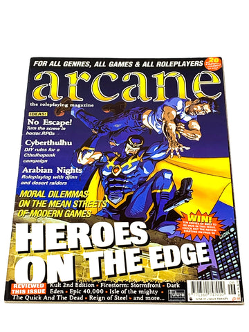 ARCANE MAGAZINE #20. FN CONDITION. FUTURE PUBLISHING