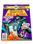 SECRET SOCIETY OF SUPERVILLAINS #1. VG CONDITION.