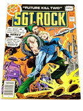 SGT ROCK #326. FN- CONDITION.