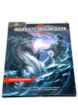 D&D 5TH ED. HOARD OF THE DRAGON QUEEN H/C. NM CONDITION.