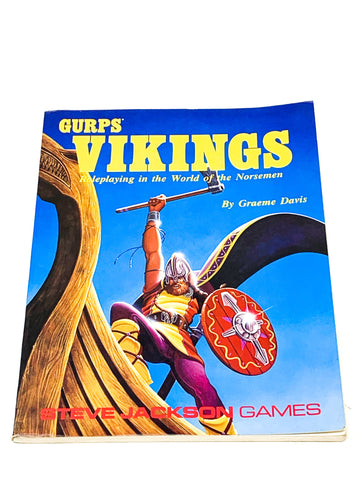 GURPS VIKINGS. FN CONDITION.