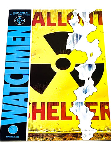 WATCHMEN #3. VFN CONDITION