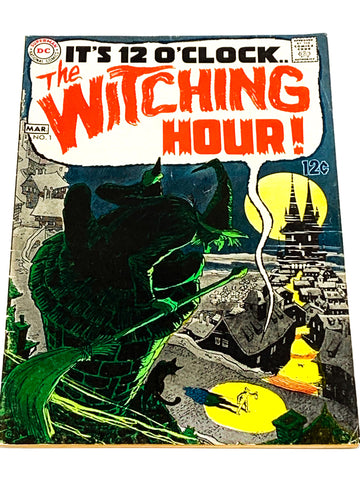 WITCHING HOUR #1. VG CONDITION