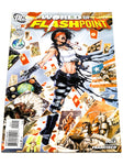 WORLD OF FLASHPOINT #2. NM CONDITION