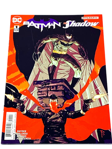 BATMAN AND THE SHADOW #1. NM CONDITION
