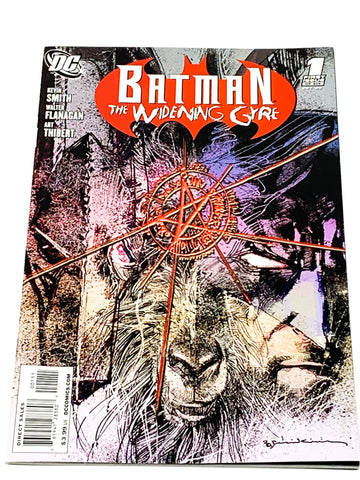 BATMAN - THE WIDENING GYRE #1. NM CONDITION.