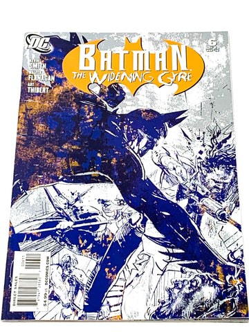 BATMAN - THE WIDENING GYRE #6. NM CONDITION.