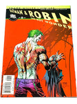 BATMAN & ROBIN THE BOY WONDER #8. NM CONDITION.