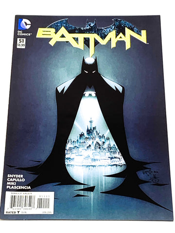 BATMAN #51. NEW 52! NM CONDITION