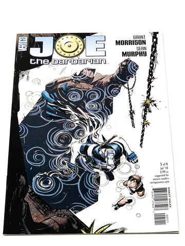JOE THE BARBARIAN #5. NM CONDITION.
