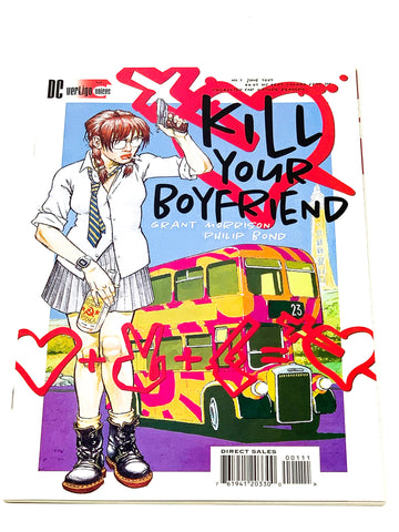 KILL YOUR BOYFRIEND #1. NM CONDITION.