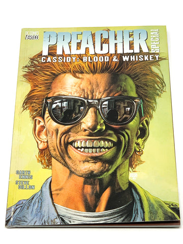 PREACHER - CASSIDY BLOOD & WHISKEY. VFN CONDITION.