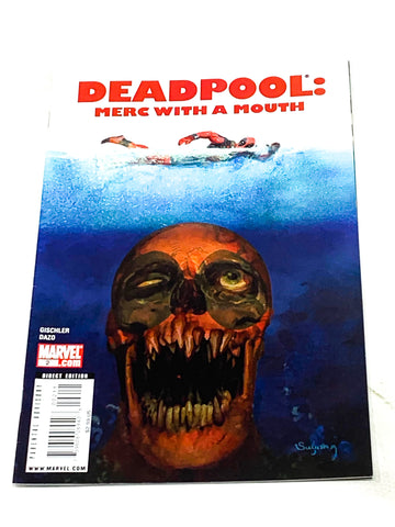 DEADPOOL - MERC WITH A MOUTH #2. NM- CONDITION.