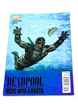 DEADPOOL - MERC WITH A MOUTH #12. NM- CONDITION.